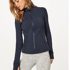 Lululemon define black jacket